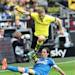 Borussia Dortmund's Jakub Blaszczykowski of Poland, leaps over the sliding challenge from TSG 1899 Hoffenheim's Sebastian Rudy during a German first division Bundesliga soccer match in Dortmund, Germany, Saturday, May 18, 2013