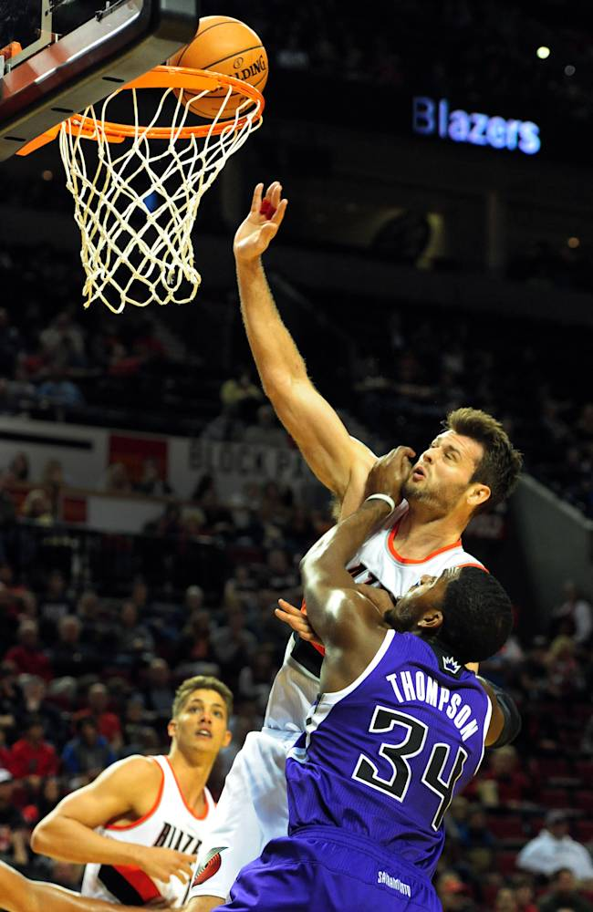 Lillard scores 28 as Blazers beat Kings 109-105