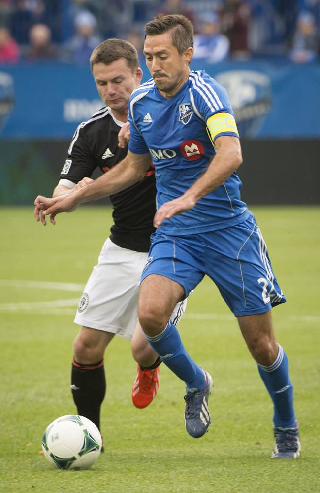Impact beat Union to solidify playoff spot