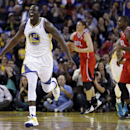 Warriors ease past Hawks 111-97 in return home The Associated Press