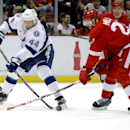Legwand, Red Wings top Lightning 3-2 The Associated Press