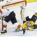 Infected hip now just bad memory for Preds' All-Star goalie The Associated Press
