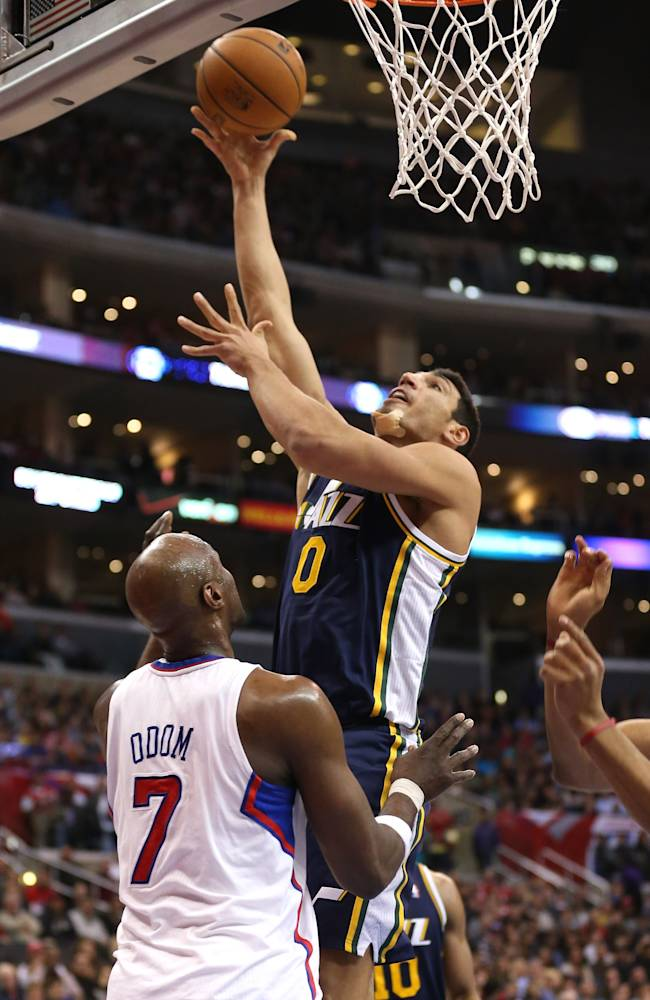 Utah Jazz v Los Angeles Clippers
