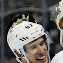Crosby has 5 assists in Penguins' rout of Sabres The Associated Press