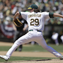 Trade costs Samardzija chance for All-Star outing The Associated Press