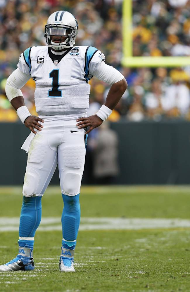 Panthers' Newton stays positive amid obstacles