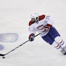 Montreal Canadiens' P.K. Subban skates during the third period of Game 3 of the NHL hockey Stanley Cup playoffs Eastern Conference finals against the New York Rangers, Thursday, May 22, 2014, in New York The Associated Press