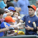 Houston's Altuve out vs Mariners with hamstring injury The Associated Press