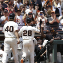 Bumgarner, Posey hit grand slams, SF beats D-backs The Associated Press
