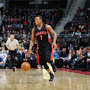 Raptors' Lowry leaves Detroit game with back spasms The Associated Press