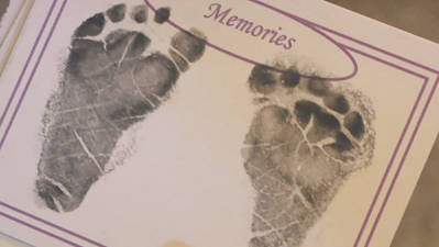 Parents Find Support After Stillbirth