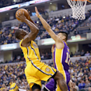 Stuckey leads Pacers over Lakers 110-91 The Associated Press