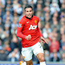 Manchester United's Robin van Persie during the English Premier League soccer match between West Bromwich Albion and Manchester United at The Hawthorns Stadium in West Bromwich, England, Saturday, March 8, 2014