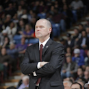 SACRAMENTO, CA - December 13: Head coach Michael Malone of the Sacramento Kings during the game against the Detroit Pistons on December 13, 2014 at Sleep Train Arena in Sacramento, California. (Photo by Rocky Widner/NBAE via Getty Images