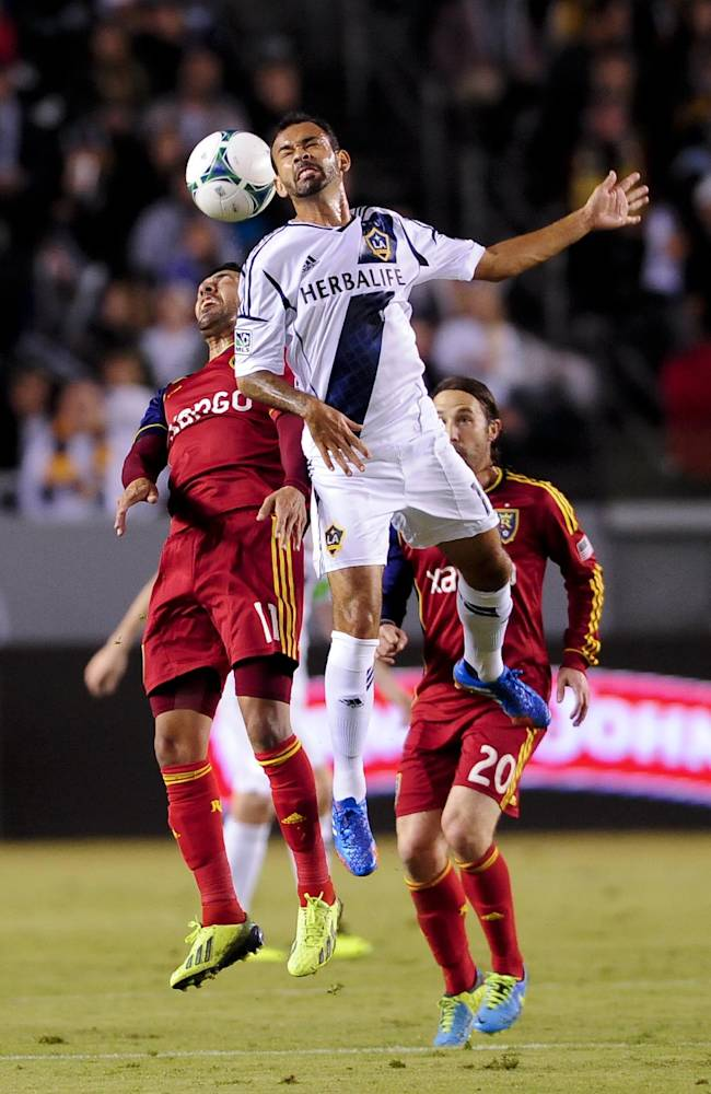 Sean Franklin puts Galaxy past Real Salt Lake 1-0