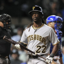 McCutchen back in lineup after ankle discomfort The Associated Press