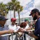 Red Sox 1B Mike Napoli glad offseason is finally over The Associated Press