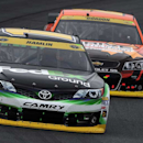 Nine drivers on Chase bubble headed to Dover