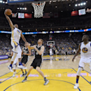 San Antonio Spurs v Golden State Warriors Getty Images