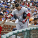 Roark, Ramos lead Nationals past Cubs 2-1 The Associated Press