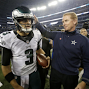 Cowboys get Eagles again, but Bears come first The Associated Press