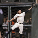 Hunter Pence thrives in the strangeness of October The Associated Press