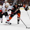 Ottawa Senators v Anaheim Ducks Getty Images