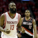 Aldridge's 43 lifts Blazers over Rockets 112-105 The Associated Press