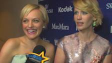 'Mad Men's Women Discuss The Show's Retro Fashions