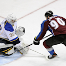 Miller helps Blues to 2-1 win over Avalanche The Associated Press