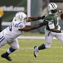 Ever-elusive Vick an option as Jets' wildcat QB The Associated Press
