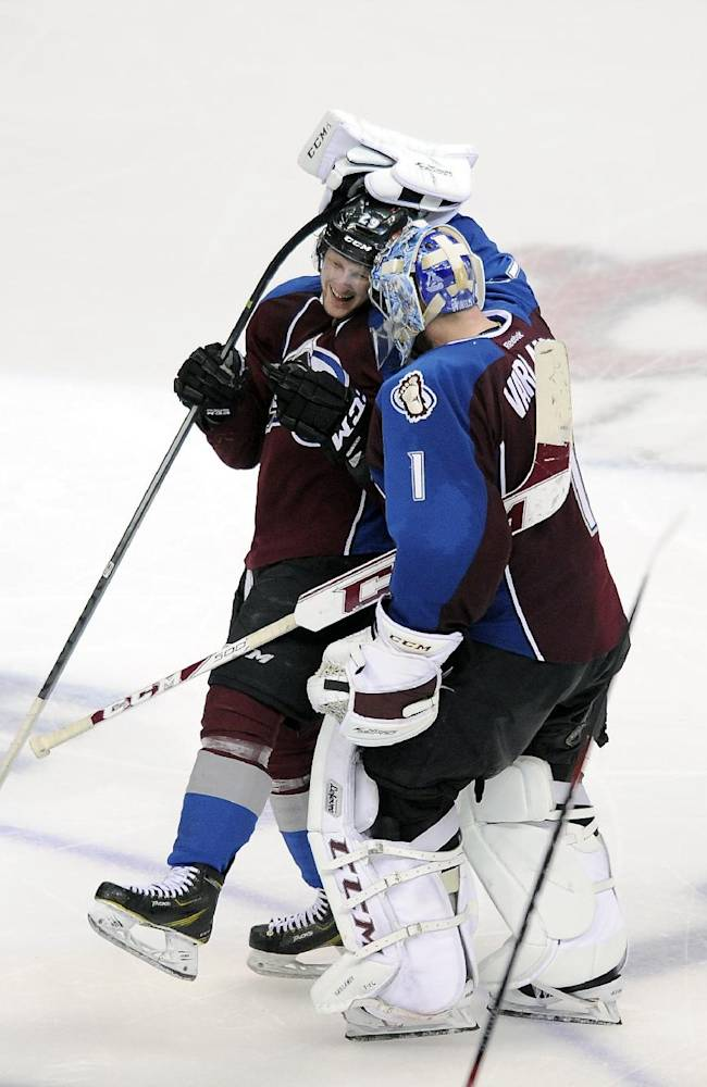Roy, Avs bracing for Game 7 with Wild