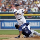 Tampa Bay Rays v Detroit Tigers Getty Images