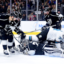 San Jose Sharks v Los Angeles Kings - Game Two Getty Images