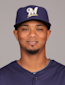 Martin Maldonado - Milwaukee Brewers