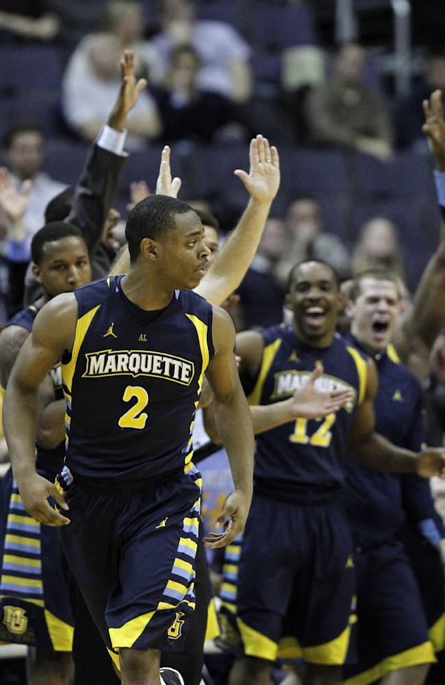 Hopeful Marquette braces for No. 4 Villanova