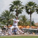 Karns pitches 4 perfect innings as Rays beat Orioles 3-2 The Associated Press