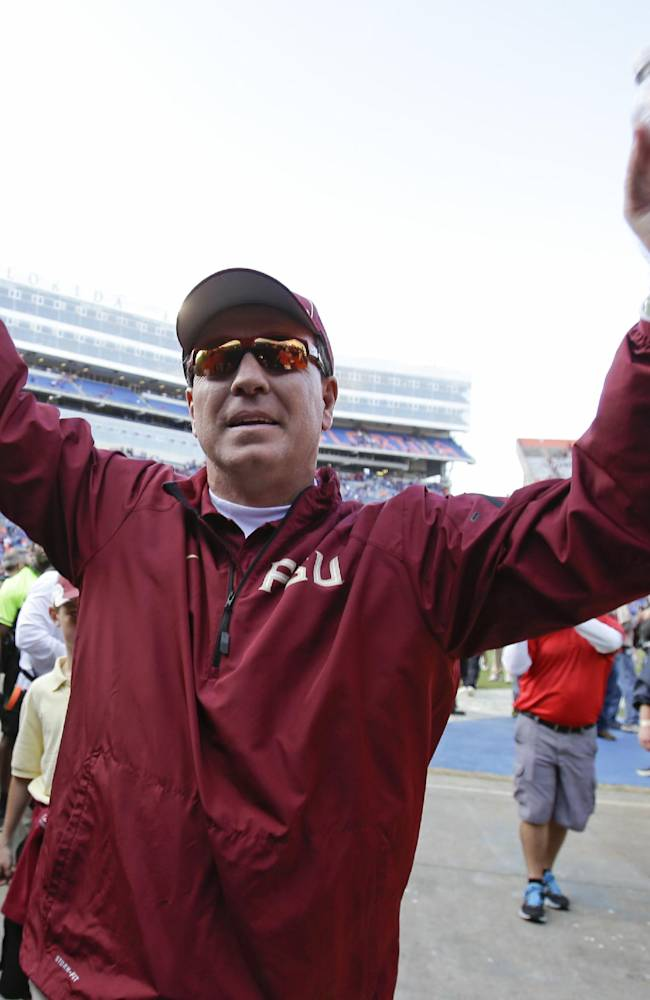 Report: FSU and Fisher agree to new deal