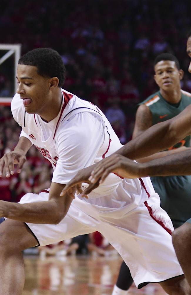 Nebraska win produces tie in Big Ten/ACC Challenge