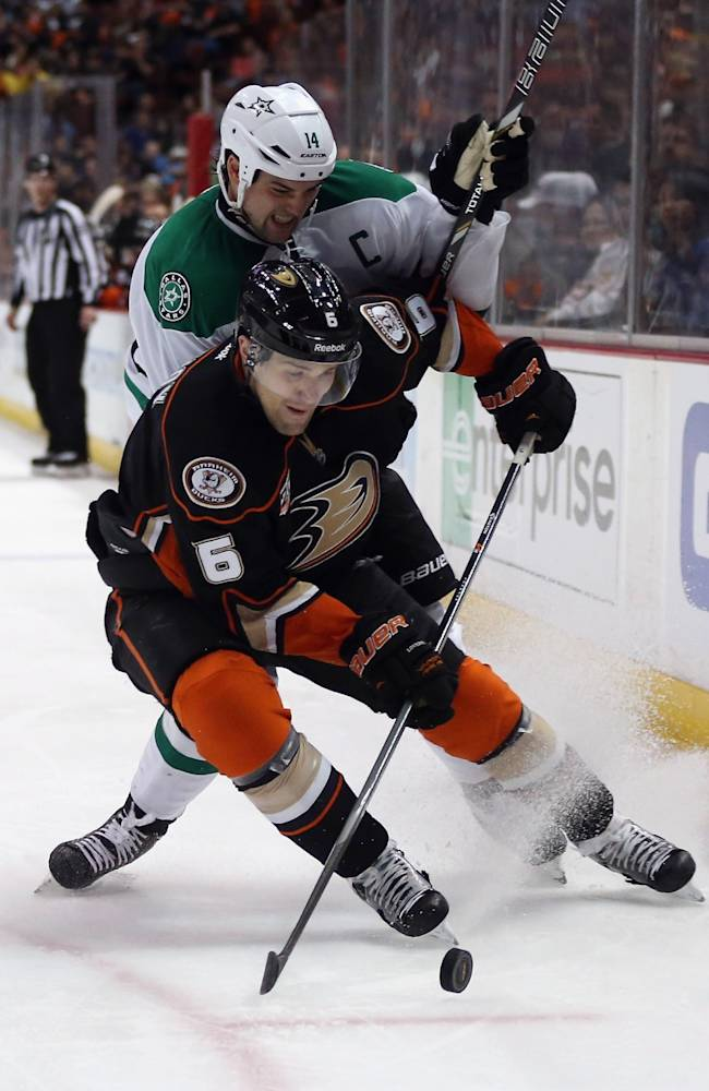Dallas Stars v Anaheim Ducks - Game Two