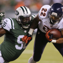 Jets' Decker, Wilkerson sit out practice The Associated Press