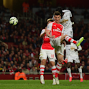 Arsenal v Swansea City - Premier League