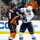 Vancouver Canucks v Anaheim Ducks Getty Images