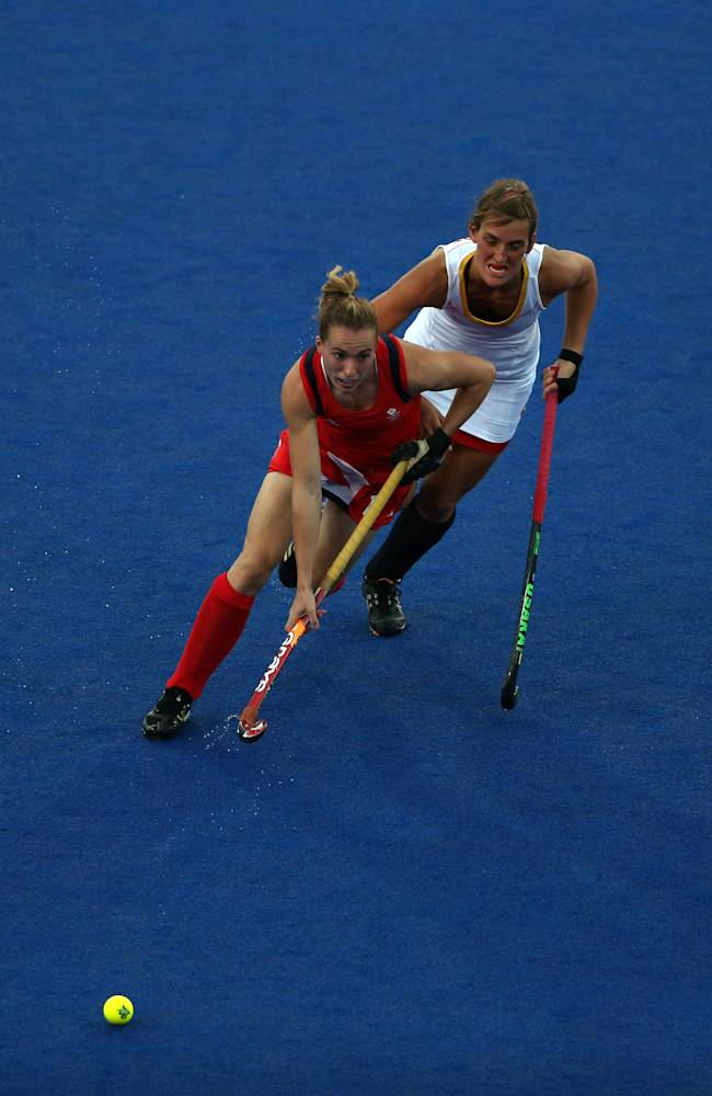Olympics Day 6 - Hockey: Belgium v Great Britain