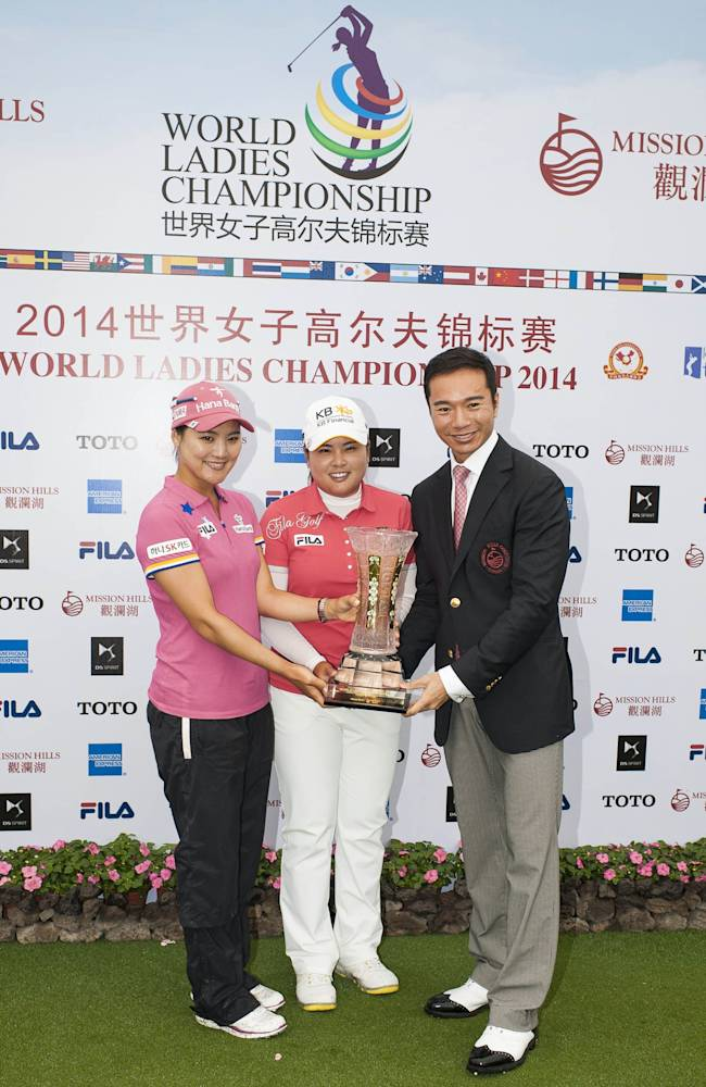 World Ladies Championship - Day 4