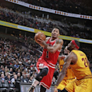 Rose scores 30, Bulls beat Cavaliers 113-98 The Associated Press