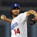 Dodgers blank Padres 4-0 behind Dan Haren The Associated Press