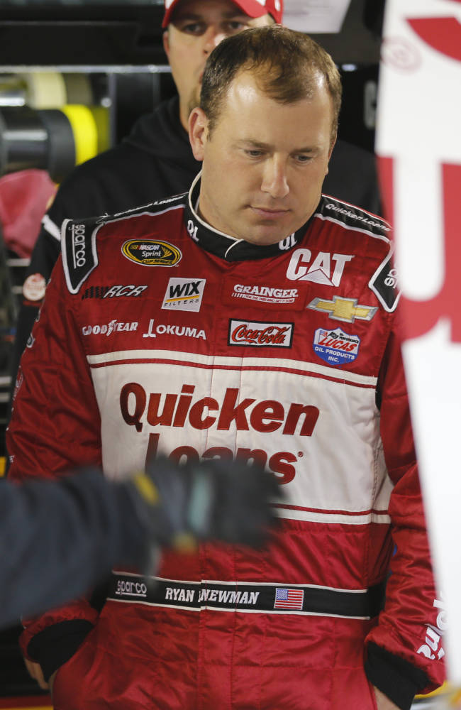 NASCAR topic: Cheating with tire pressure, or just hot air?