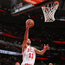 Rose keys Bulls' big 4th in victory over Raptors The Associated Press