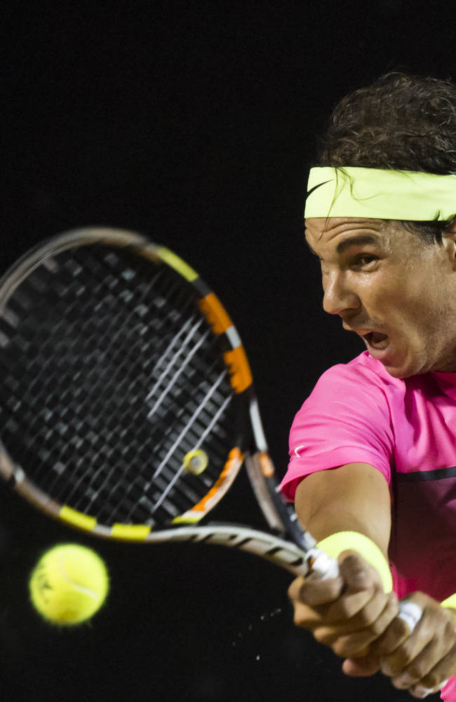 Fognini knocks Rafael Nadal out of Rio Open in semifinals